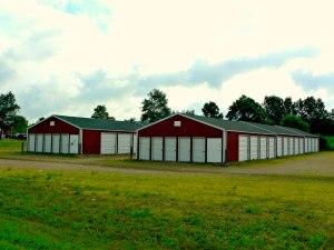 Suburban Storage Units Street View in DeForest, Wisconsin